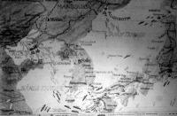 Az orosz-japán háború színtere
