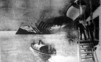 """Az orosz """"Varjag"""" hadihajó elsüllyedése"""