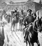 Az orosz főhadiszállás Port Arthurban