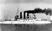 A Retvisan orosz csatahajó