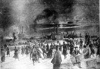 Japán csapatok partraszállása Csemulpoban