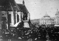 Rákóczi-ünnep Kolozsvárott