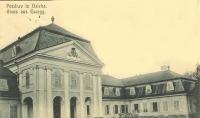 Eszék, Pejachevich-kastély