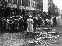 A Plehve elleni merénylet színhelyén