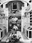 A Jókai-szoba a párisi világkiállításon