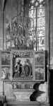A kassai székesegyház - Vizitáció- oltár