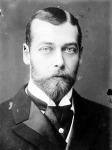 V. György király