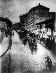 Péter kiraly bevonulása Belgrádba