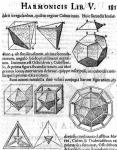 Kepler tanulmányaiból