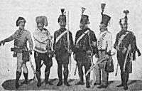 Magyar huszárok 1700-tól 1840-ig
