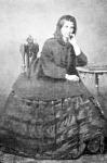Vörösmarty felesége,  Csajághy Laura