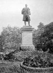 Vörösmarty szobra Székesfehérvárott
