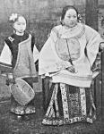 Szou-Csou-Fui fiatal asszony és lánya