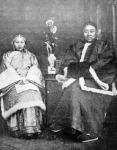Gazdag kereskedő és neje Sang-Haiban
