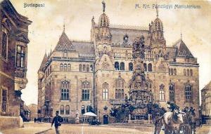 Magyar Királyi Pénzügyminisztérium