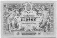 Az új tízkoronás bankjegy