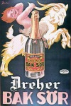 Dreher Bak plakátja