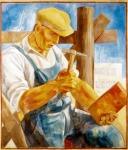 Gábor Jenő (1893 - 1968): Országépítő kőműves