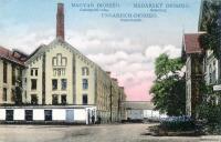 A diószegi cukorgyár