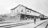 A sátoraljaújhelyi vasútállomás