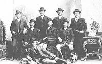 Ifjú gazdák az 1900-as évek elején.