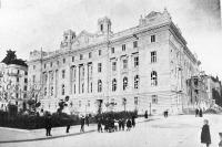 Az Osztrák-Magyar Bank palotája Budapesten, a Szabadság-téren (Alpár Ignácz)