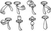 Nyakkendő megkötése