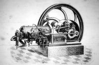 Acetilén-gázmótor
