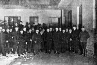 Rendőri razzia a fővárosban 1905-ben