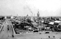 Elektrotechnikai kiállitás Frankfurtban 1905