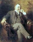 Mikszáth Kálmán Benczúr Gyula festményén