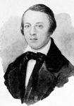 Szász Károly ifjú korában