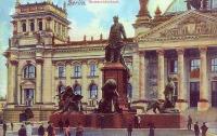 Berlin, Reichstag, 1900