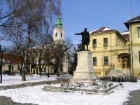 A nagykőrösi Kossuth szobor