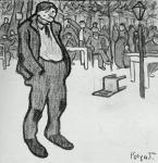 Pólya Tibor:  Sztrájk