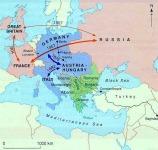 A szövetségi rendszerek az I. világháború előtt