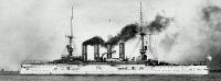 A Scharnhorst német csatahajó