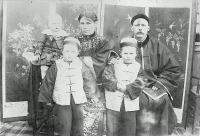 A boxerlázadás áldozatai - protestans család