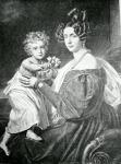 Ferencz József édesanyjával, Zsófia hezczegnővel