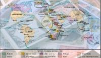 A Föld felosztása 1900-ban