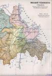 Brassó vármegye térképe