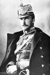 József Ágost főherceg 1900-ban