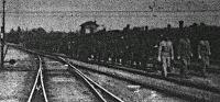 A sínek mentén 1905-ben