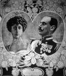 VII Hakon kiráy és felesége Maud királyné