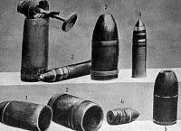A dél-afrikai háborúban használt golyók