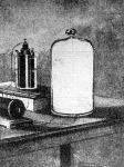 Magnesium füsttel telt üvegharang
