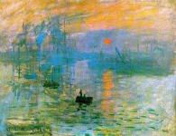 Monet Impresszió