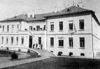A poliklinika épülete