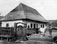 Székely ház Zágonban