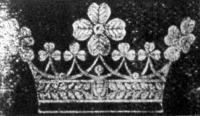 A német császárné diadémja